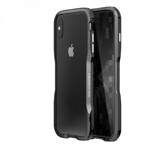 Funda Bumper Case Aluminio Luphie Incisive Iphone X Xs Max