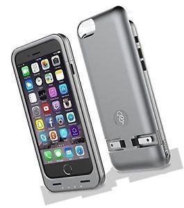 Funda Cargadora (power Case) Iphone 6 / 6s Varios Colores