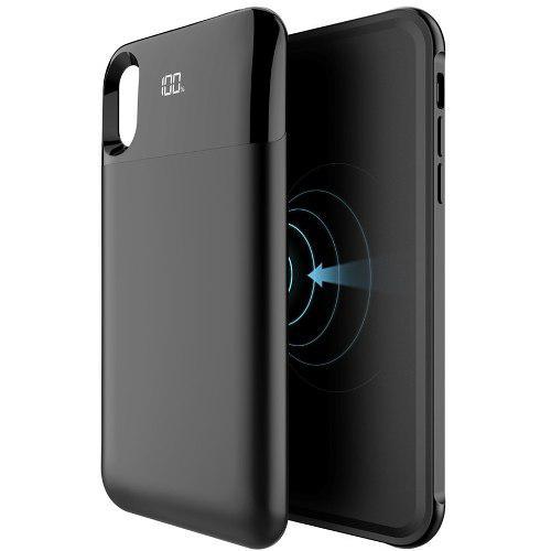 Funda Case Cargador 5500ma Bateria Pila Iphone X Xs Xr Max M