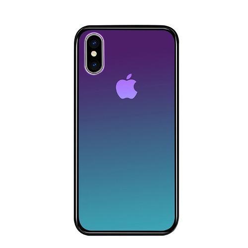 Funda Case Cristal Iphone 7 8 X Xs Max Xr Polarizado Premium