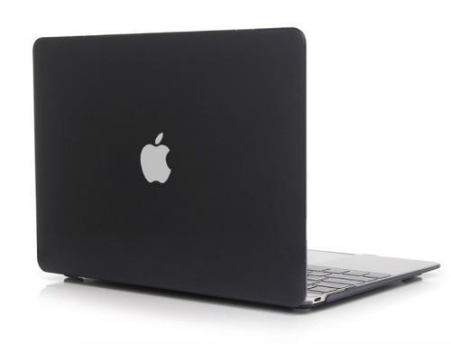 Funda Case Macbook Air 11 Air 13 Pro Retina Negro