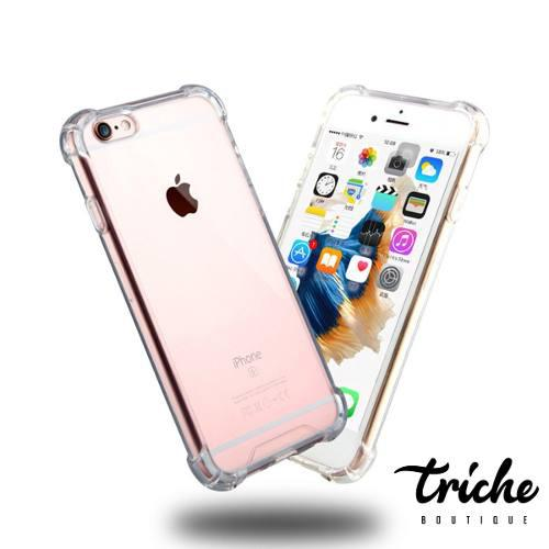Funda Case Tpu Transparente Slim Esquinas Iphone 7 Iphone 8