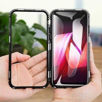 Funda Para Iphone 7 Iphone 8 Magnetica Protector De Aluminio