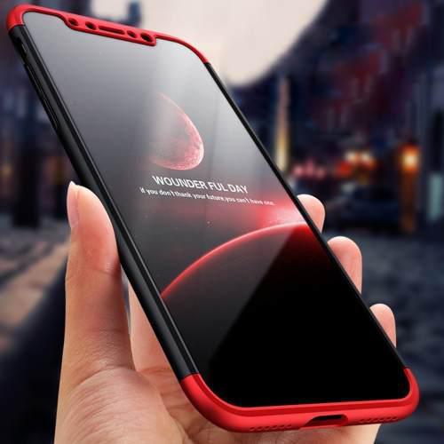Funda Para Iphone X Protector Case Diseño +envio 3 In 1