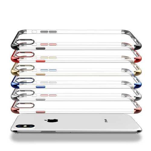 Funda Ultra Slim Transparente Iphone 6 7 8 | Plus X +mica