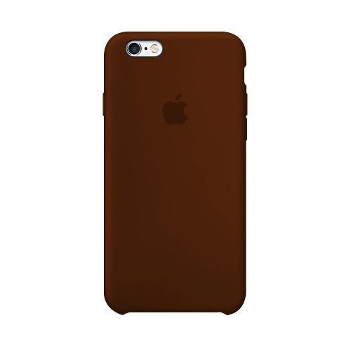 Fundas Silicon Para Celular Apple Iphone 6s Plus Colores /e