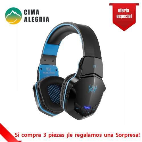 Kotion Each B3505 Auricular Para Juegos Inalmbrico Blue