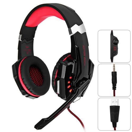 Kotion Each G9000 Gaming Auricular De 3,5 Mm Juego Auricular