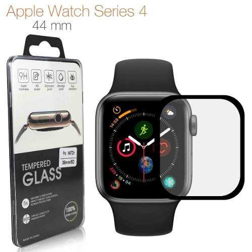 Mica Apple Watch Series 1 2 3 4 Cristal Curvo Templado 5d