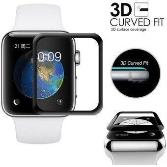 Mica Cristal 3d Apple Watch Serie 1 2 3 4 / 38 40 42 44 Mm