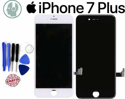 Oferta! Pantalla Lcd Iphone 7 Plus Original Blanca Y Negra