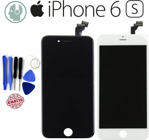 Pantalla Lcd Touch Iphone 6s Plus Blanca/negra Envío