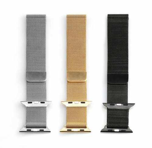 Promocion Correa Extensible Malla Milanese Apple Watch 1,3,4