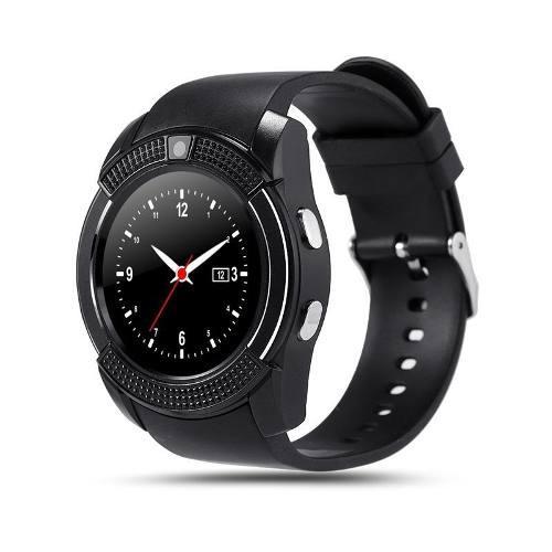 Reloj Inteligente V8 Con Ranura Para Tarjeta Sim Tf Bluetoot