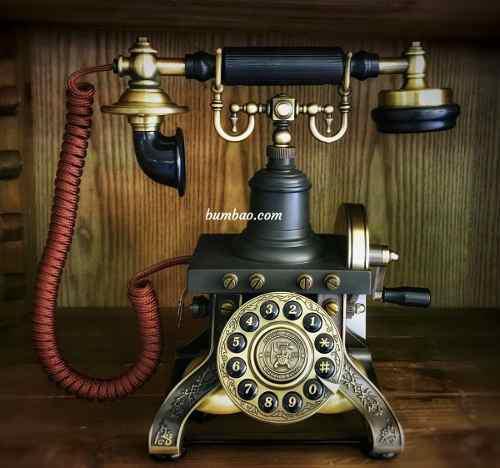 Teléfono Retro Teléfono Vintage Teléfono Casa Oficina