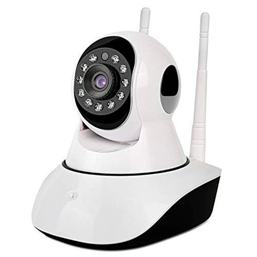 Cámara Ip Hd 720p Wifi Seguridad Vigilancia Inalámbrica