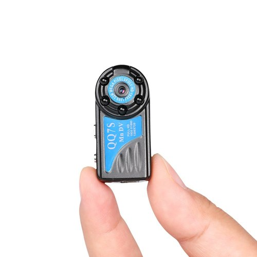 Mini Camara Espia Graba Toma Fotos Audio Vision Nocturna