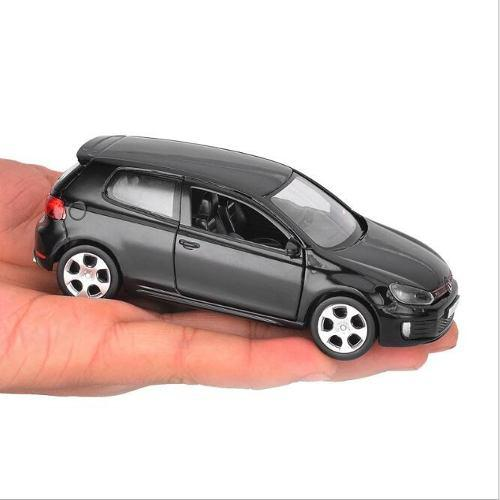 1/36 Diecast Metal Coleccion Volkswagen Golf Gti Mk6 Vw 2018