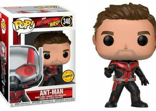 Ant-man Chase Funko Pop 340 Ant Man And The Wasp 2018