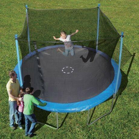 Brincolin 3 mts diametro como nuevo