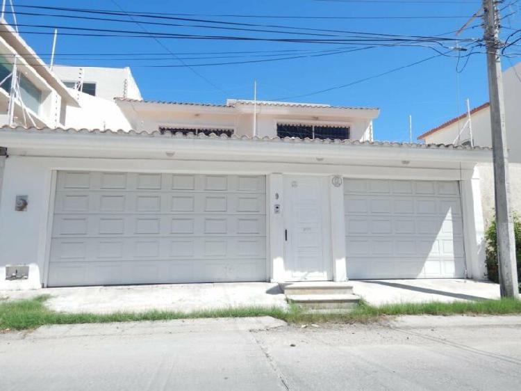 Casa en renta en Ciudad del Carmen