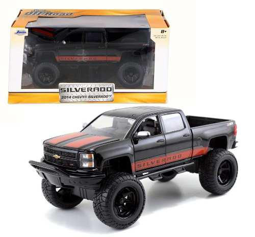 Chevrolet Silverado Just Trucks Off-road 1:24 Jada Oferta
