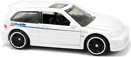Coleccionable 90 Honda Civic Ef Hot Wheels Fyc51 Multicolor
