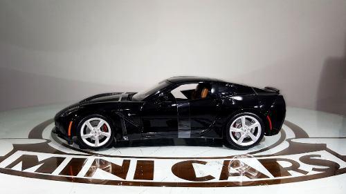 Corvette Stingray 1/18 Maisto Autos A Escala Metal Carros
