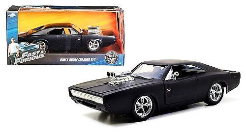 Dom's Dodge Charger Rt 1:24 Jada 97174