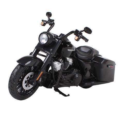Harley Davidson Nueva Road King Special 2017 Escala 1:12