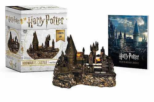 Harry Potter Castillo Hogwarts Miniatura