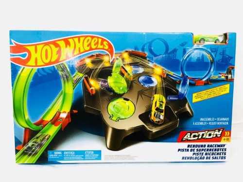 Hot Wheels Pista De Superrebotes Action Mattel