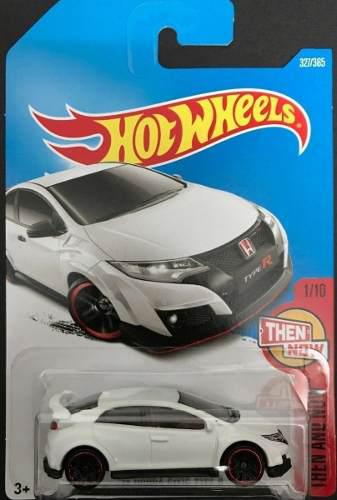 Hotwheels 16 Honda Civic Type R #327 2017