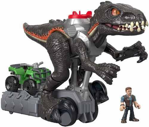Indoraptor Imaginext Jurassic World Mattel Fmx86