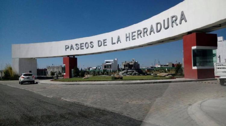 LOTES EN VENTA EN EXCLUSIVO DESARROLLO, PASEOS DE LA