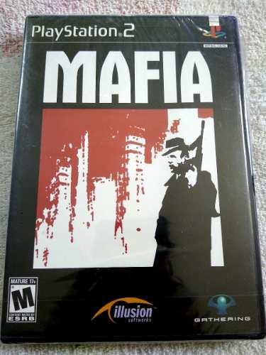 Mafia Ps2 Playstation 2 Nuevo Sellado De Fabrica Rarisimo