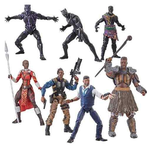 Marvel Legends Black Panther Wave 2 Completa (m'baku Baf)