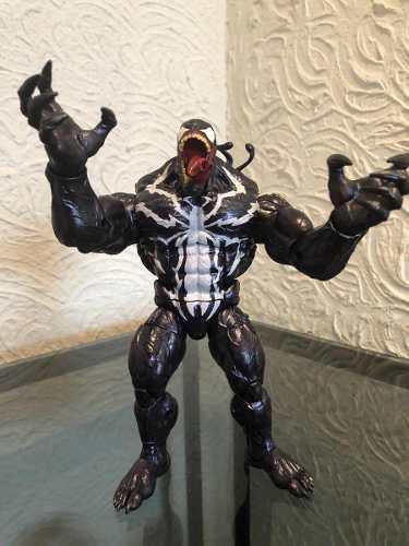 Marvel Legends Monster Venom Serie Baf Completo