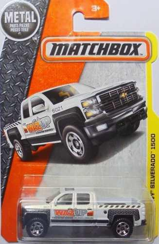 Matchbox '14 Chevy Silverado #59 2016