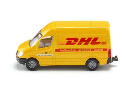 Siku # 1085 Mercedes Benz Sprinter Dhl 1/72