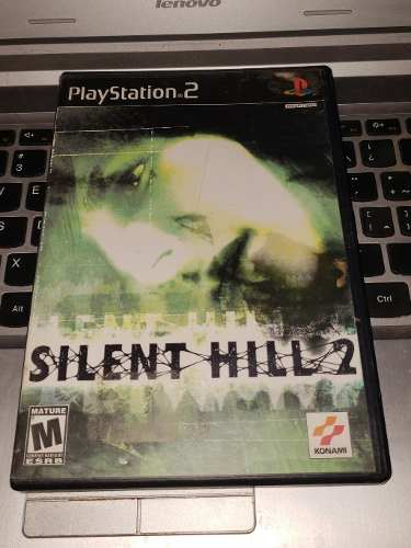 Silent Hill 2 Juego De Play Station 2 (ps2)