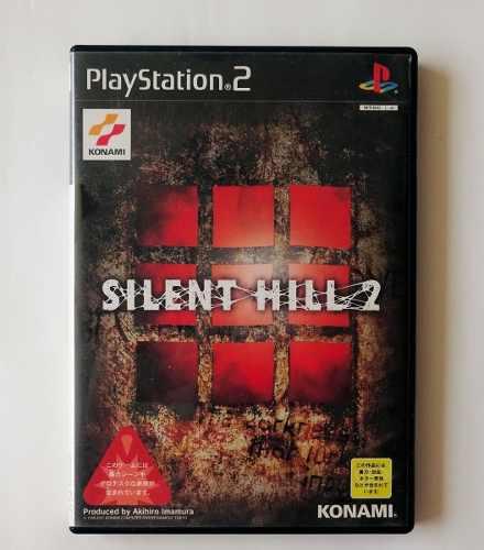 Silent Hill 2 [Ntsc-j] Original Japones