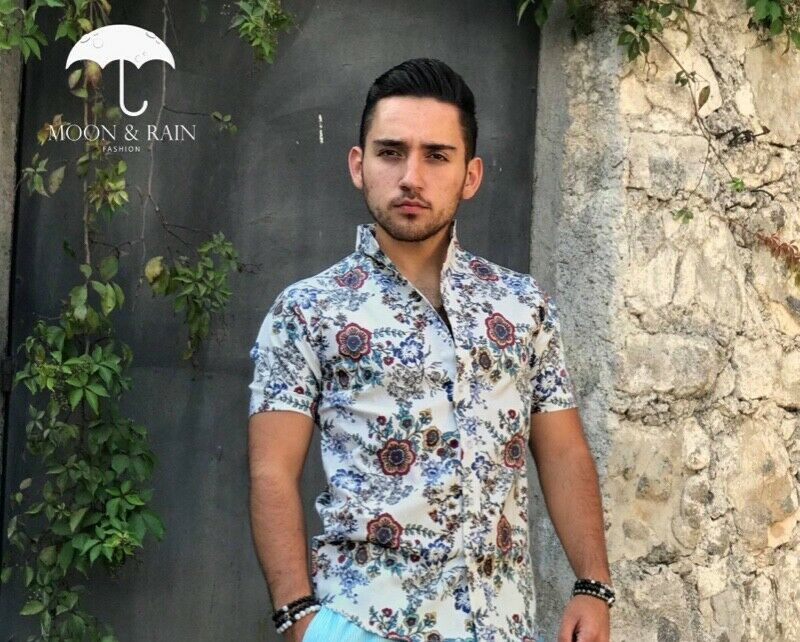 Camisas Hombre 100 algodón Diseños exclusivos