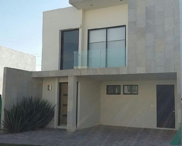 Casa en renta lomas de Angelopolis PARQUE SAN JOSE LOMAS 2
