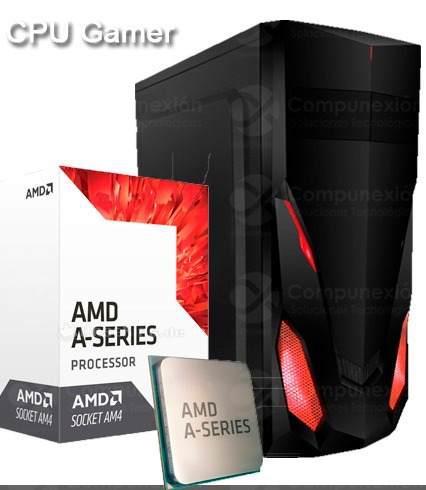 Computadora Cpu Gamer A8 9600 8gb Ram Hd 500 Ati R5