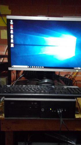 Computadora Hp 8300 Core I7 8gb, 500 Dd, Win7pro, Lcd 22