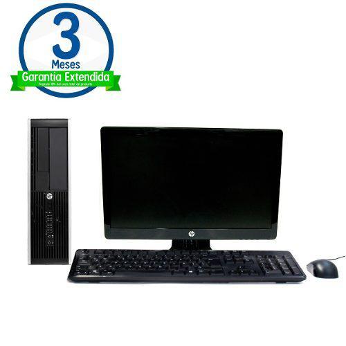 Computadora Hp Compaq Elite 8200 500 Dd 4 Ram Core I3
