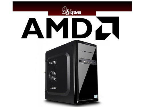 Cpu Barato Amd Dual Core 4gb Ddr3 500gb Ati Radeon