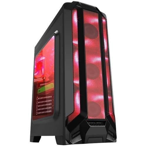 Cpu Gamer Advanced Graficos Muy Altos I3 Gtx1050ti 8gb 1tb