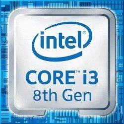 Cpu Intel Core I3 8100 3.6 Ghz 8gb Ddr4 1tb Dd Windows 10